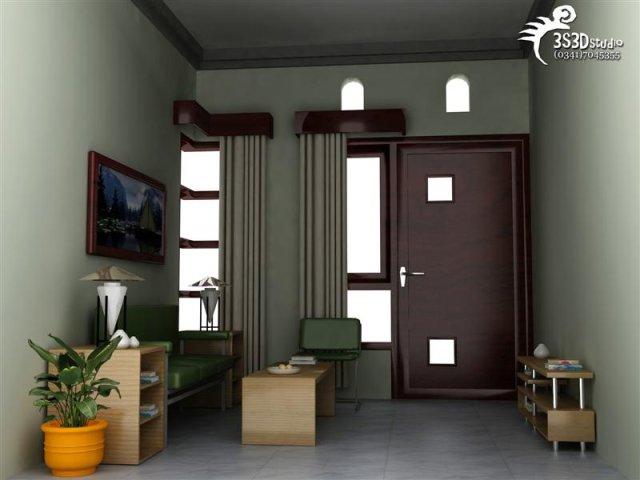 warna cat tembok untuk rumah minimalis rajawali mandiri